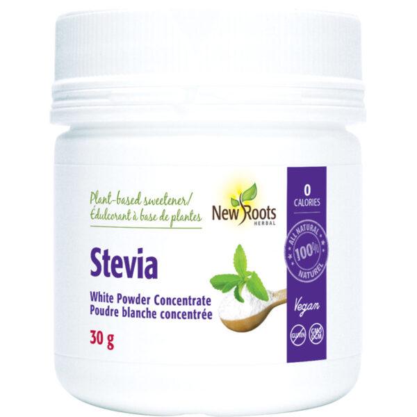 Stevia White Powder Concentrate 30g