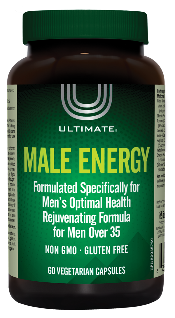 Male Energy  60 vegicaps
