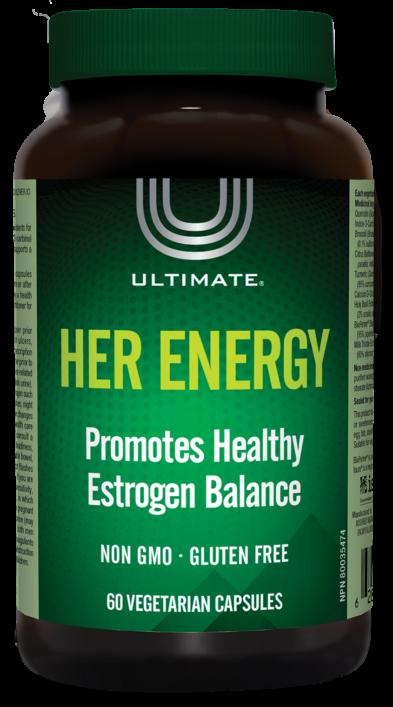 Her Energy 60 vegicaps