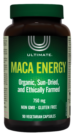 Ultimate Maca Energy
