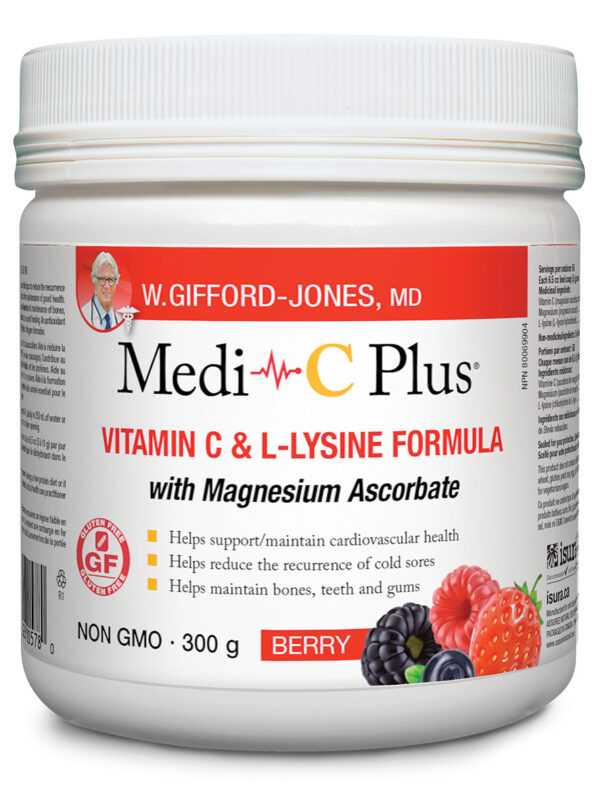 Medi-C Berry w/ Magnesium Powder