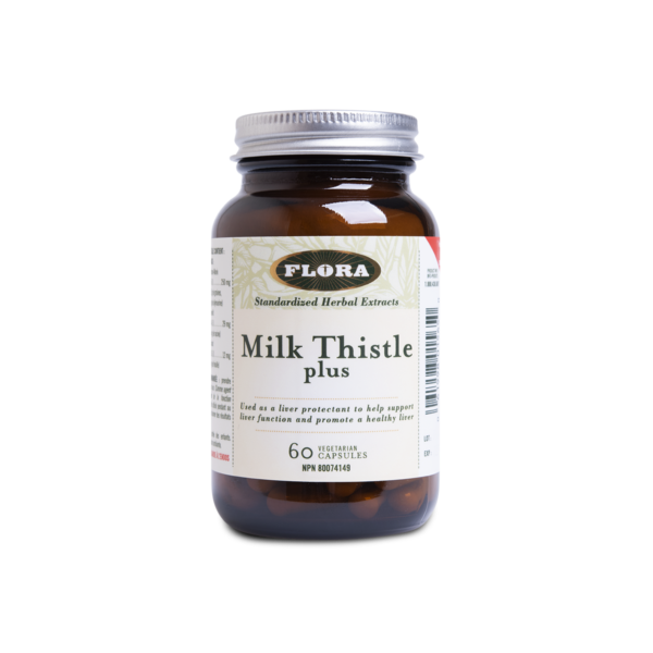 Milk Thistle Plus 60 capsules