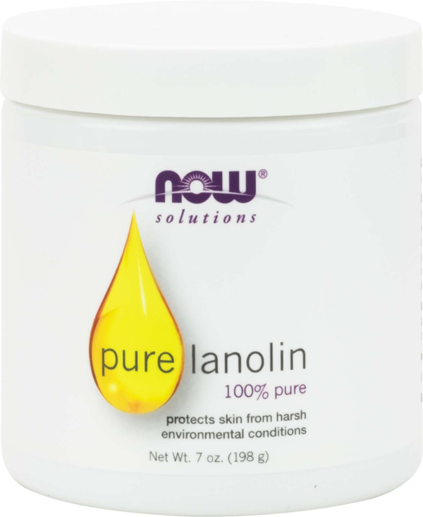 Lanolin, 100% Pure (Hexane-Free) 198mL