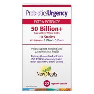 Probiotic Urgency Extra 22 caps