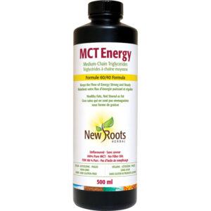 MCT Energy Medium-Chain Triglycerides· 60/40 Formula