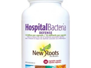 Hospital Bacteria Defense