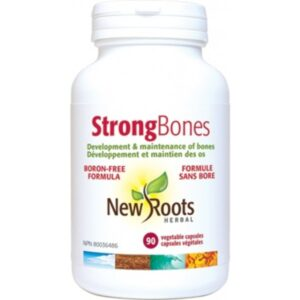 Strong Bones Boron Free
