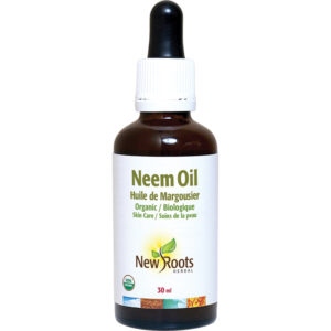 Neem Oil Certified Organic 30mL