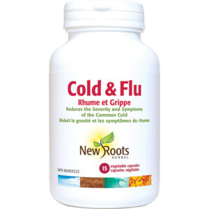 Cold & Flu 15 capsules