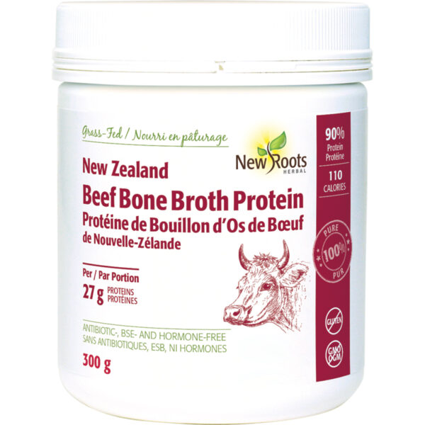 Beef Bone Broth Protein Grass-Fed· From New Zealand 300 g