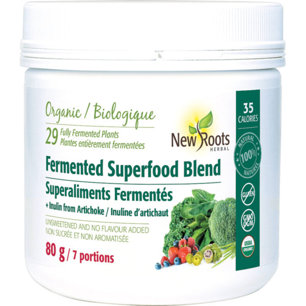 Fermented Superfood Blend  80g