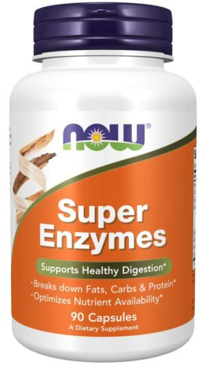 Super Enzymes Capsules