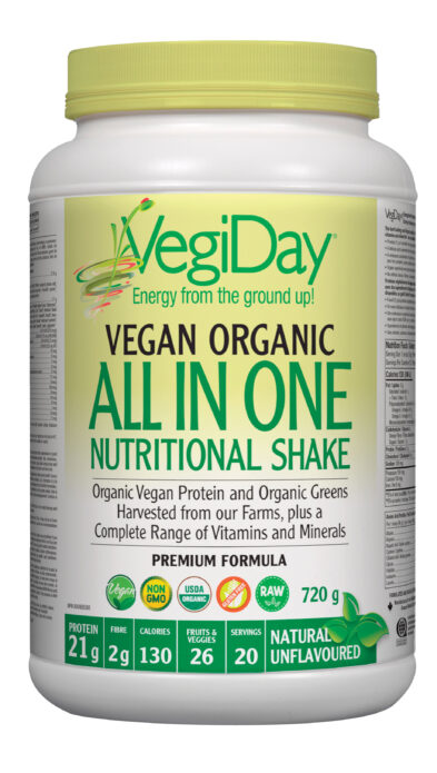 VegiDay All in One Shake & Go