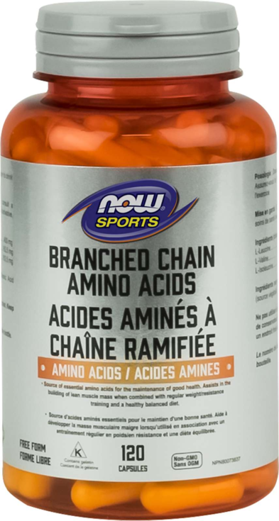 Branched Chain Amino Acid 120cap