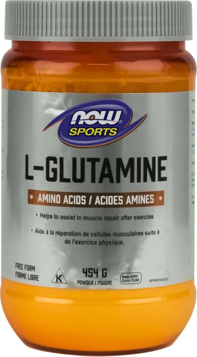 L-Glutamine Pure Powder 454g