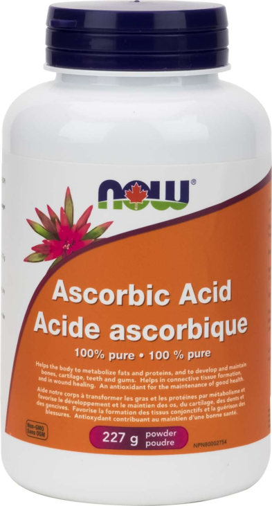 Ascorbic Acid (100% Pure Vit.C) Powder