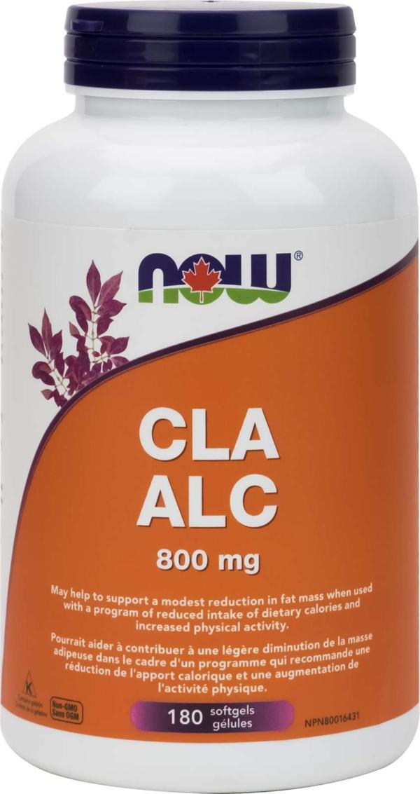 CLA 800mg/80% 180gel