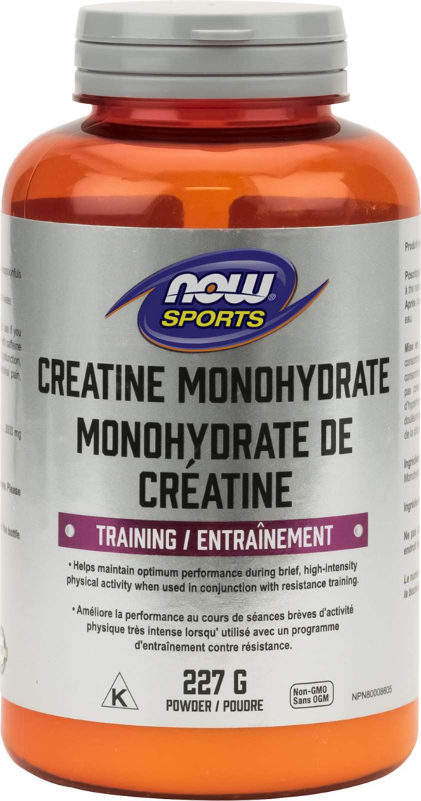 Creatine Monohydrate Pure Powder 227g