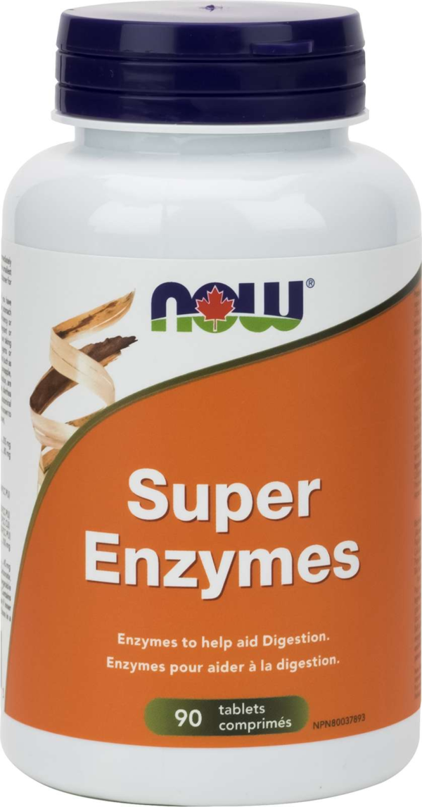 Super Enzymes Tablets