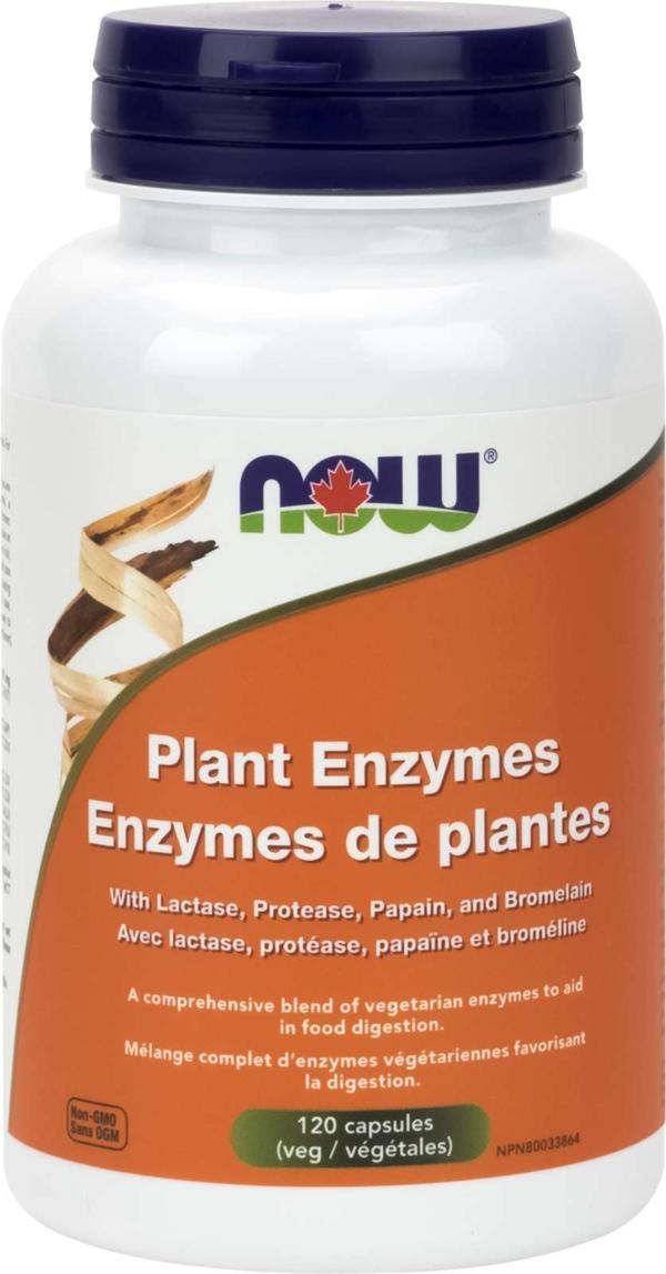 Plant Enzymes 120vcap