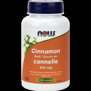 Cinnamon 600mg