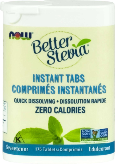 Stevia Quick Dissolve Tabs in Dispenser 175tab