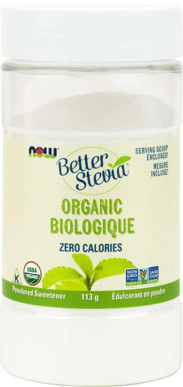 Organic Stevia Extract Powder 113g
