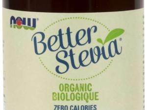 Organic Stevia Liquid