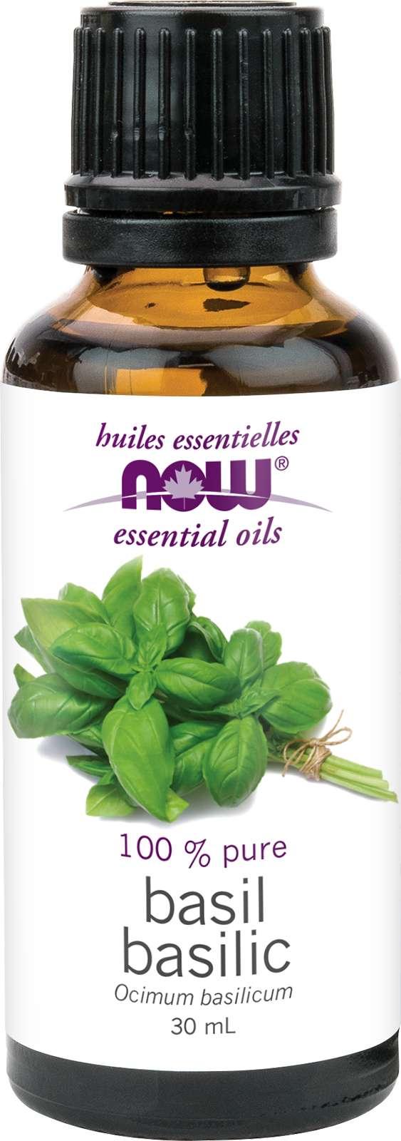Basil Oil (Ocimum basilicum) 30mL