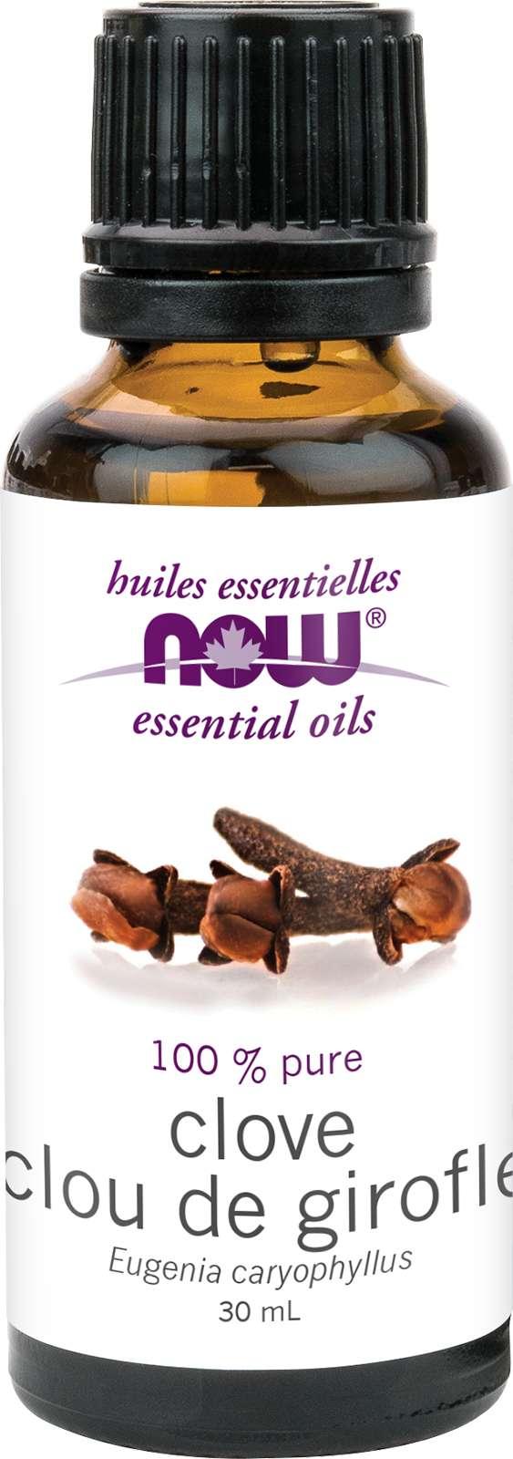 Clove Oil (Eugenia caryophyllus) 30mL