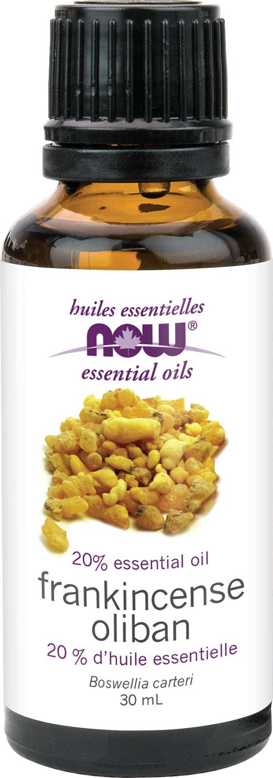 Frankincense Oil 20% (Boswellia carterii) 30mL