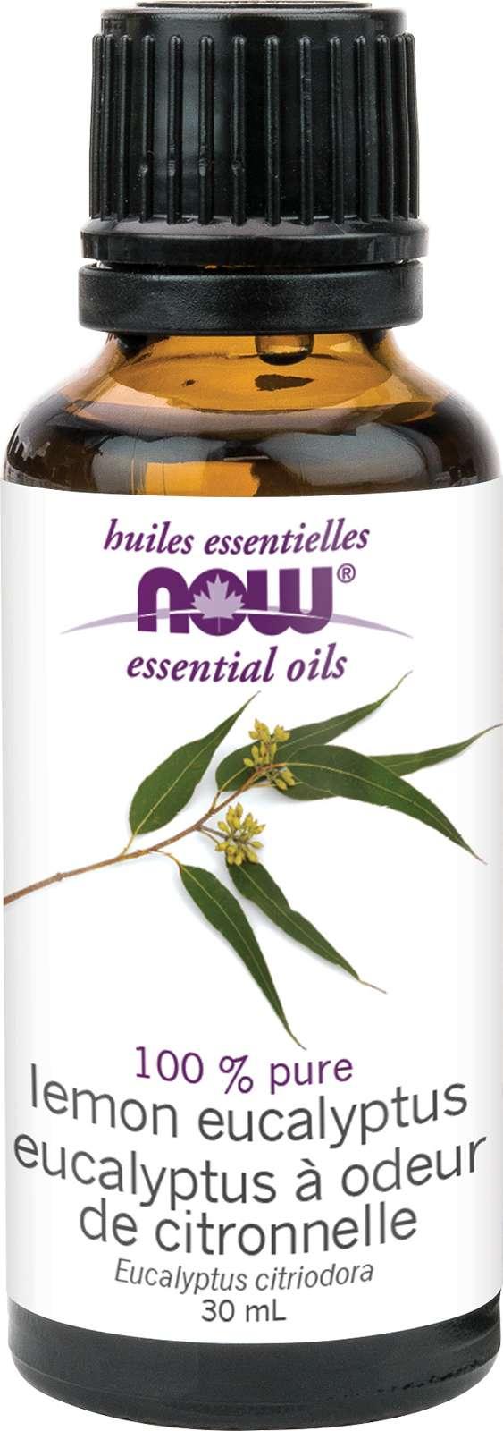 Lemon Eucalyptus Oil (Eucalyptus citriodora) 30mL
