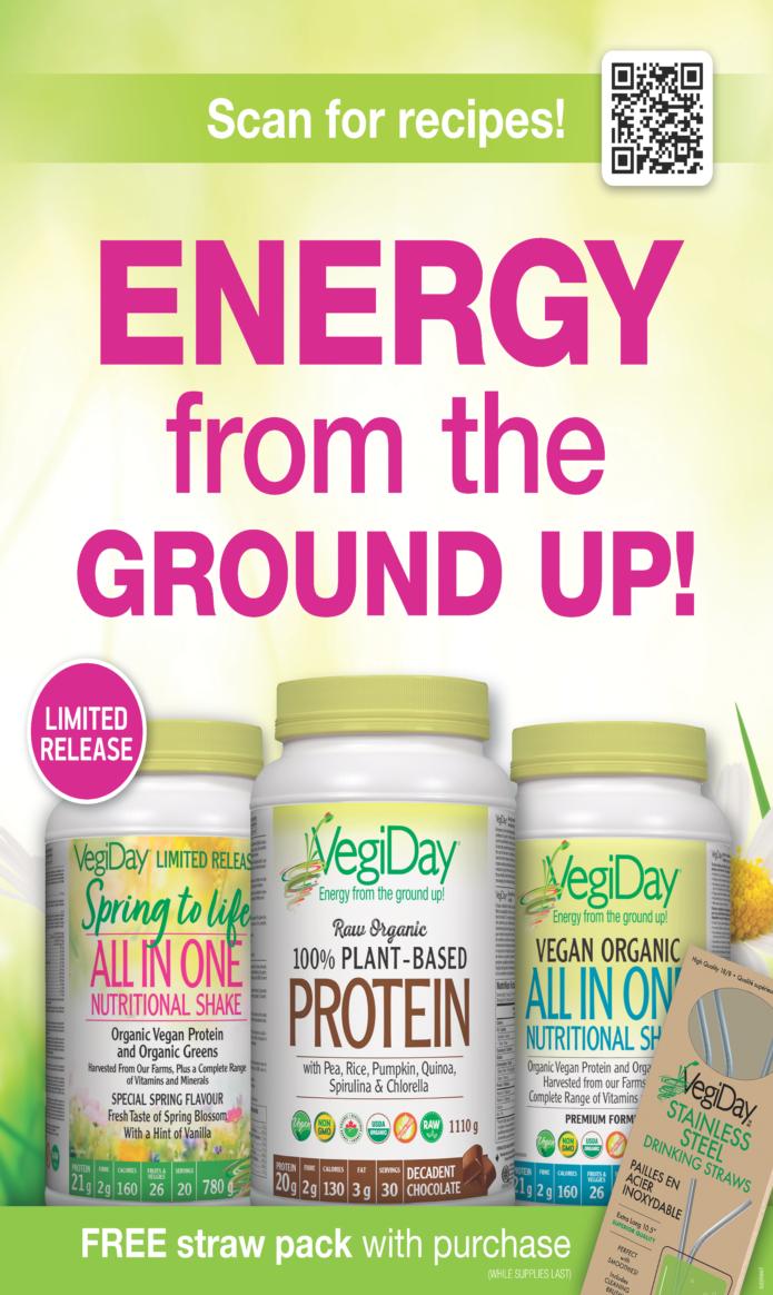 VegiDay Store Takeover