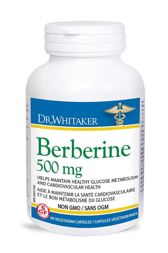 Berberine 90 vegicaps