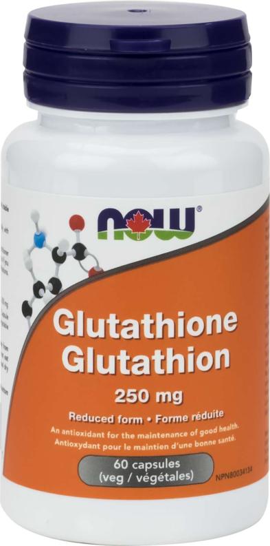 Glutathione 250mg 60vcap