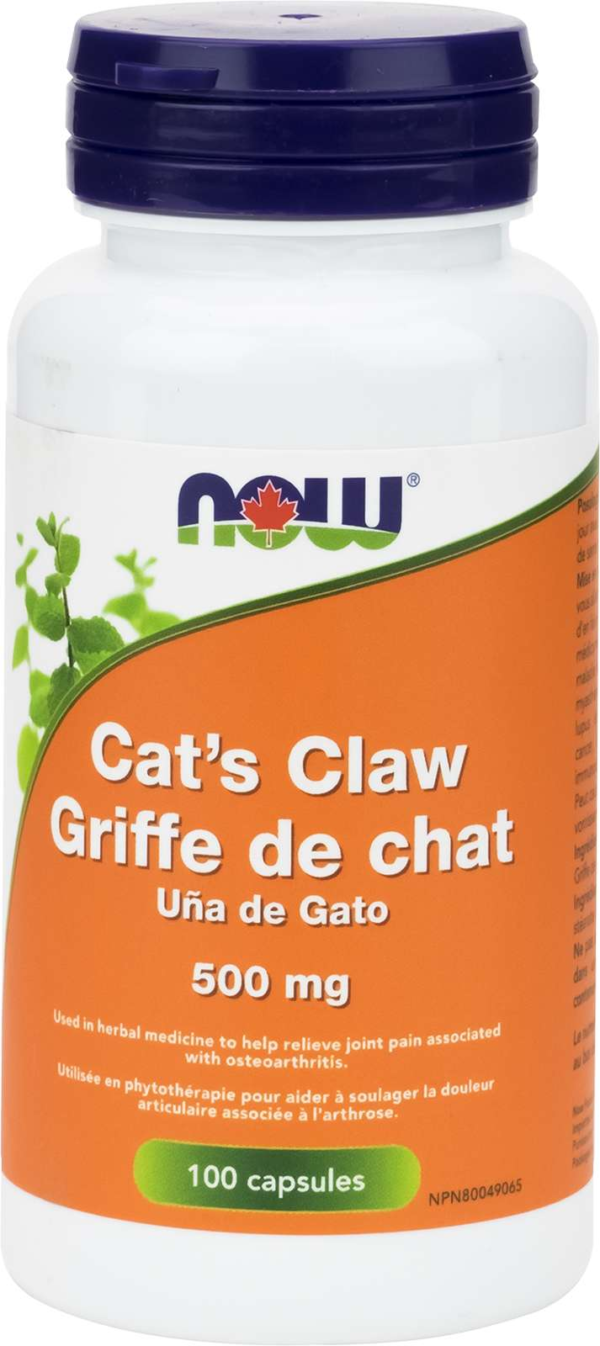 Cats Claw 500mg 100vcap