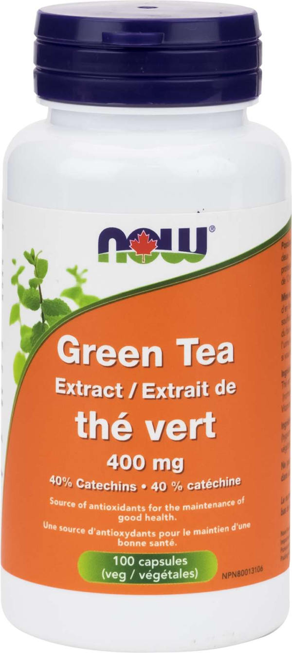 Green Tea Ext 400mg 100vcap