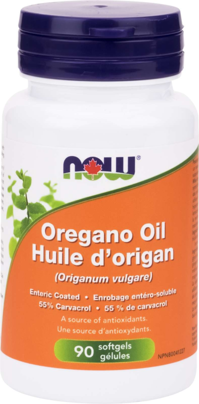 Oregano Oil, Enteric Coated 90gel