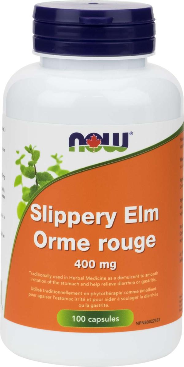 Slippery Elm 400mg 100vcap