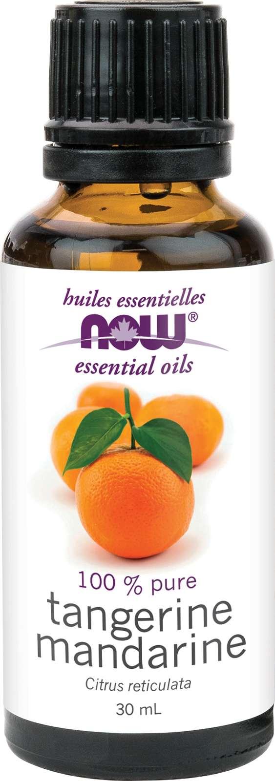 Tangerine Oil (Citrus reticulata) 30mL