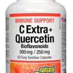 Natural Factors C Extra Quercetin