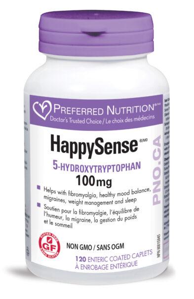 HappySense 5-HTP 100mg