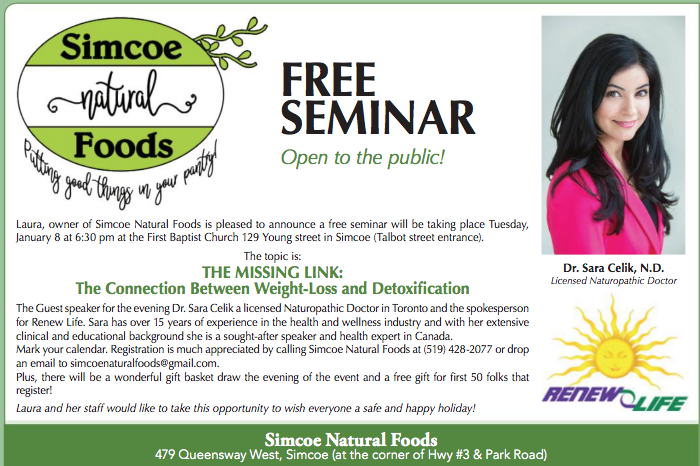 Free Seminar - Open to Public