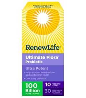 Ultimate Flora® Ultra Potent, 100 Billion Active Cultures
