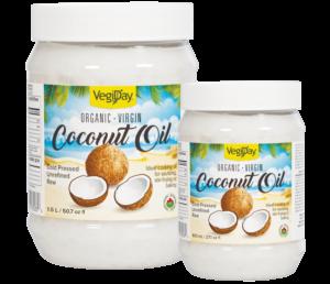 Extra Virgin Coconut Oil - organic