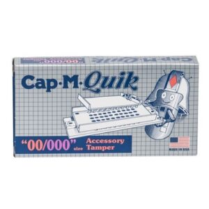 Cap M Quik Tamper 00 & 000