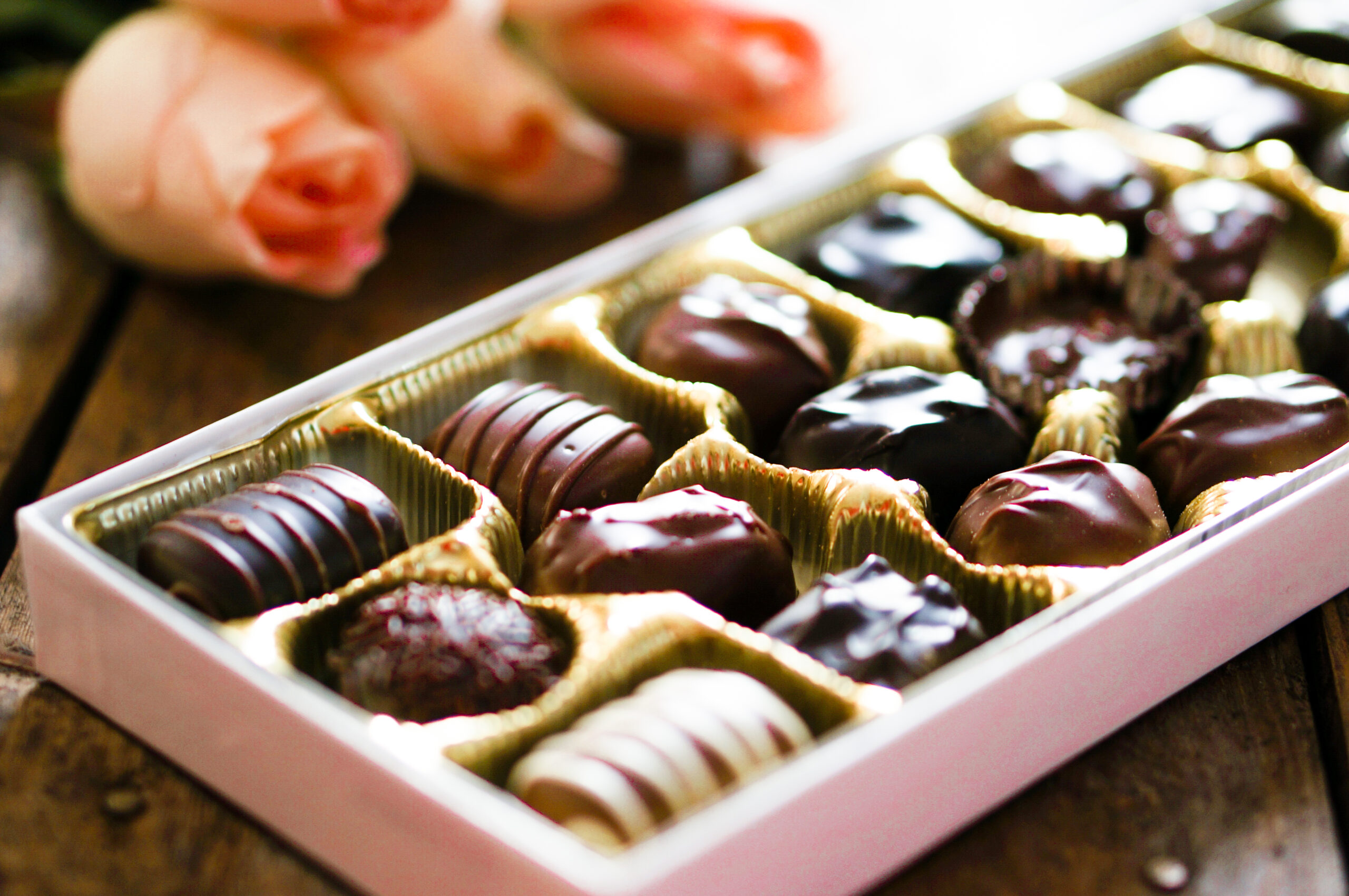 Confections, Chocolate & Candy