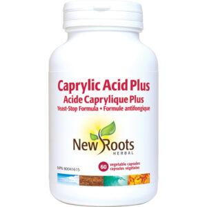 Caprylic Acid Plus 60capsules