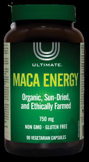Ultimate Maca Energy