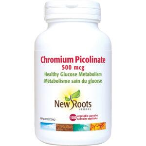 Chromium Picolinate 100capsules